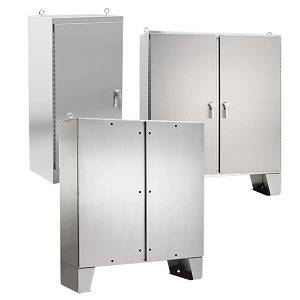 Floor-Mount and Free-Stand Enclosures