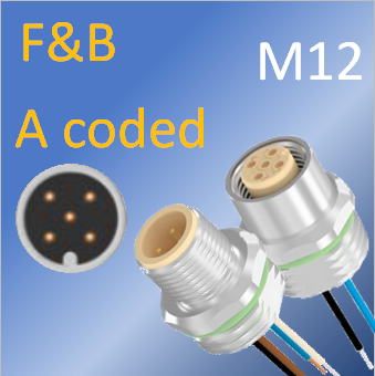 M12 A-Coded F&B