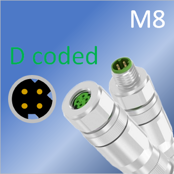 M8 D-coded