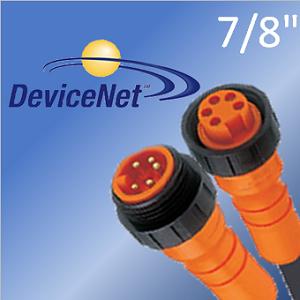 """7/8"""" DeviceNet"""