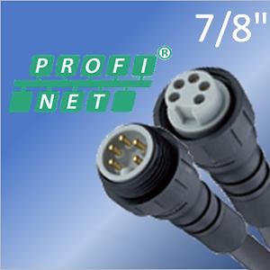 """7/8"""" ProfiNet"""