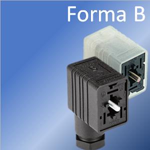 Forma B a cablare