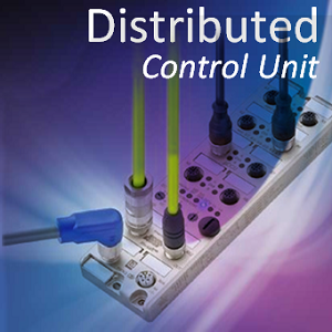 Distributed control unit