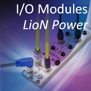 I/O Modules LioN Link Power