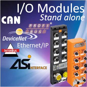 I/O Modules Attive Stand-Alone