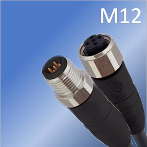 M12 con cavo
