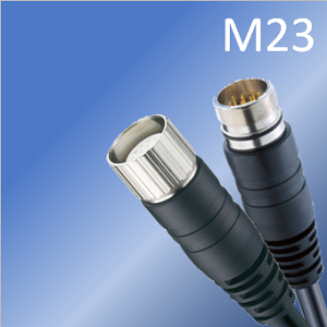 M23 con cavo