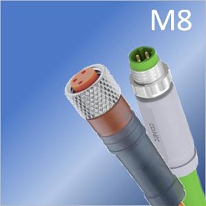 M8 con cavo